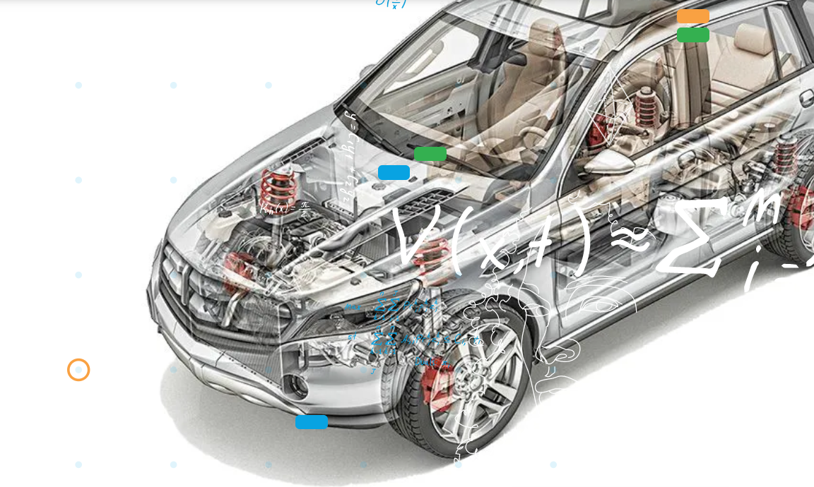 Summary of the 4th Framework from the Automobile